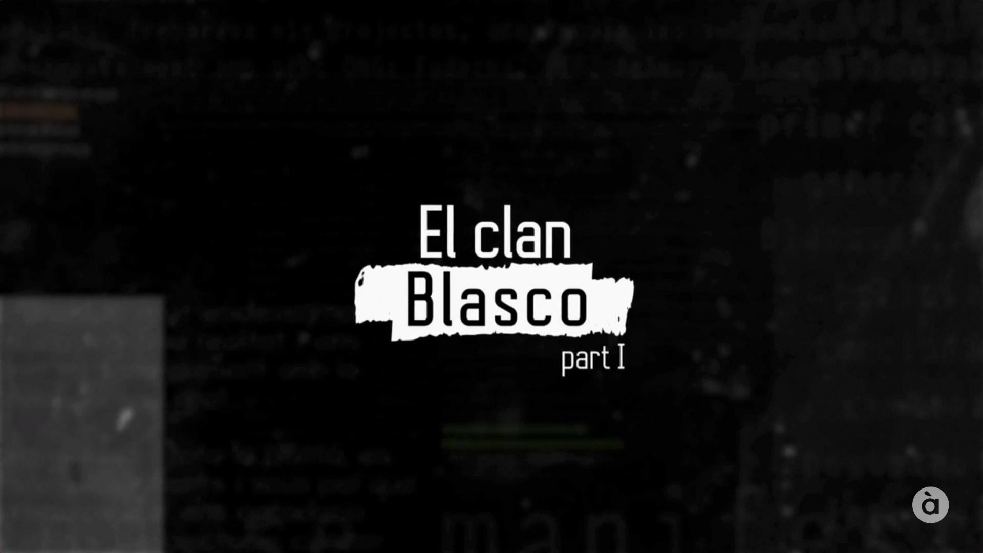 El Clan Blasco - Croniques Subterranies